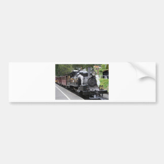 Steam engine, Victoria, Australia Bumper Sticker