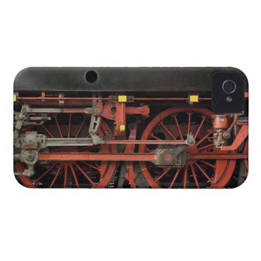Steam Engine Wheel Blackberry Bold Case