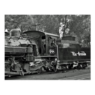 Steam Locomotive Baldwin Cumbres and Toltec Post Cards