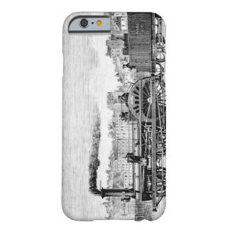 Steam locomotive barely there iPhone 6 case