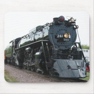 Steam Locomotive Mouse Pad