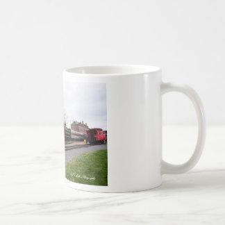 Steam Locomotive Mug
