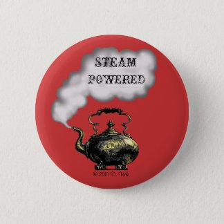 Steam Powered Button