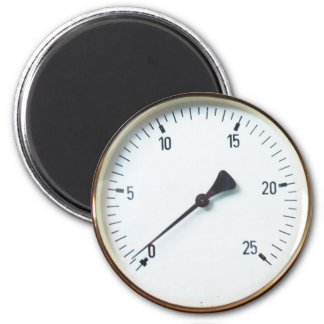 Steam Pressure Gauge Dial Magnet