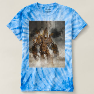 Steam Punk Big Ben T-Shirt