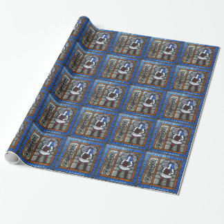 Steam Punk Girl Wrapping Paper