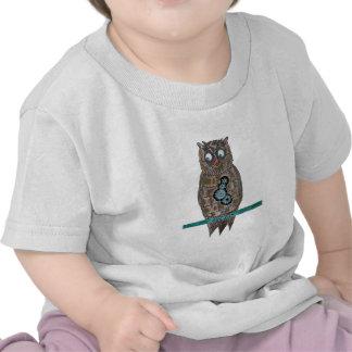 Steam Punk Owl Shirts