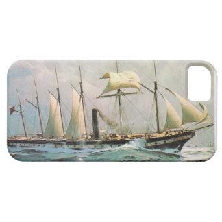 Steam Ship Great Britain iPhone 5 Case