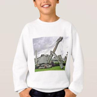 steam shovel 1 sweatshirt