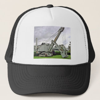 steam shovel 1 trucker hat