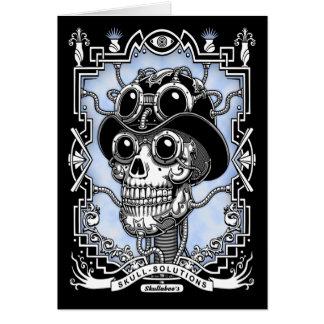 Steam Skullabee Card