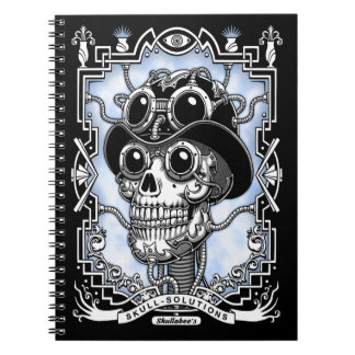 Steam Skullabee Notebook