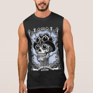 Steam Skullabee Sleeveless Shirt