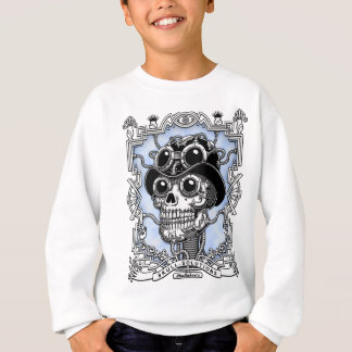 Steam Skullabee Sweatshirt