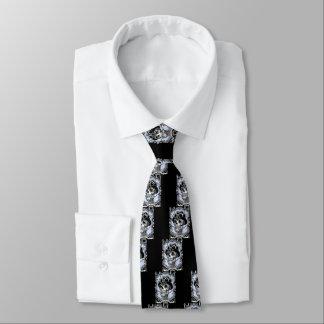 Steam Skullabee Tie