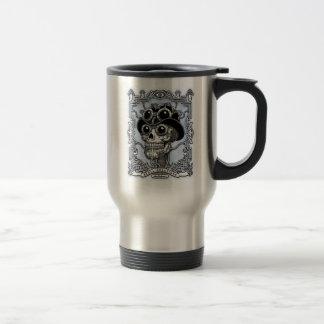 Steam Skullabee Travel Mug