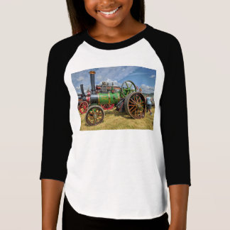 Steam Traction Engine Shirts