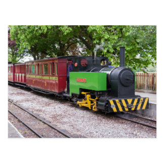 Steam train at Leighton Buzzard Post Cards