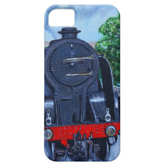 Steam Train at the Station iPhone 5 Cases