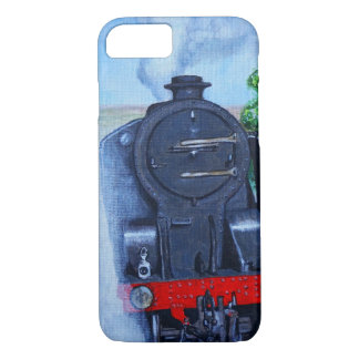 Steam Train at the Station iPhone 8/7 Case