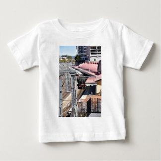 STEAM TRAIN BRISBANE AUSTRALIA BABY T-Shirt