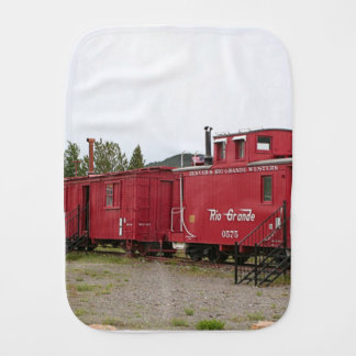 Steam train carriage accommodation, Arizona Burp Cloth
