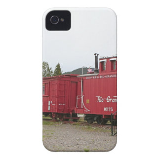Steam train carriage accommodation, Arizona Case-Mate iPhone 4 Cases
