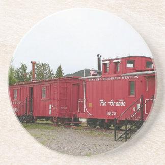 Steam train carriage accommodation, Arizona Coaster