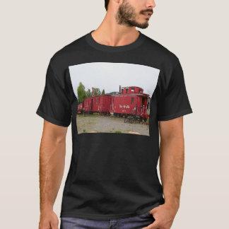 Steam train carriage accommodation, Arizona T-Shirt