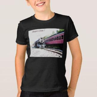 Steam Train Digital Rendering, BM&R #425 T Shirts