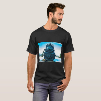 Steam Train Keeps a Rolling T-Shirt
