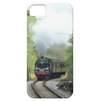 Steam Train Locomotive iphone 5 Case-Mate ID