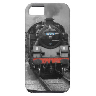 Steam Train Locomotive iphone 5 Case-Mate Tough
