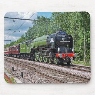 Steam Train locomotive Mousemat
