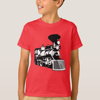 steam train locomotive T-Shirt