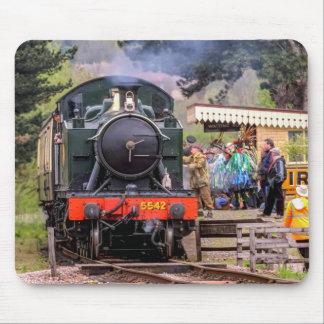 Steam Train Mouse Mat