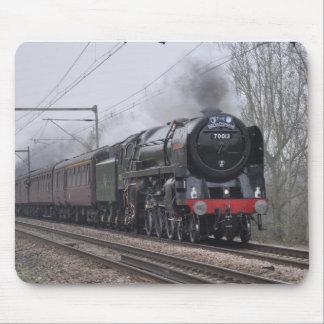 Steam Train Mousemat