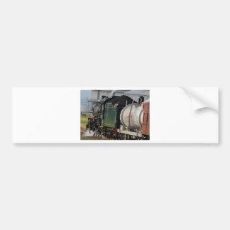 STEAM TRAIN RURAL QUEENSLAND AUSTRALIA BUMPER STICKER