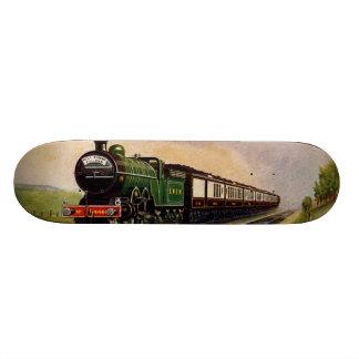 Steam Train Skateboard