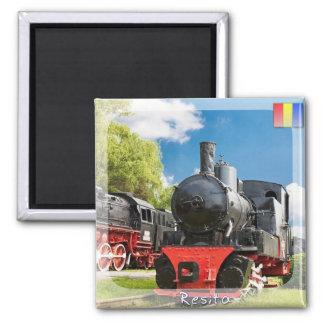 Steam trains magnet