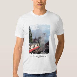 STEAM TRAINS T-SHIRTS