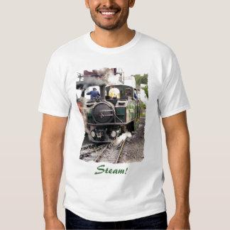 STEAM TRAINS TEE SHIRTS