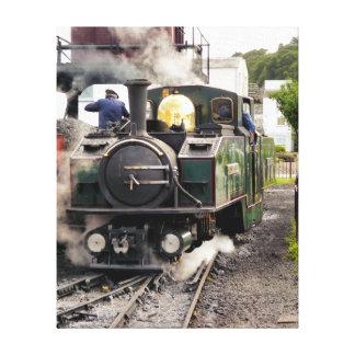 STEAM TRAINS UK CANVAS PRINTS