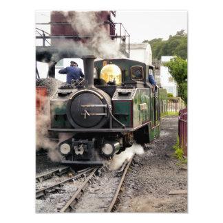 STEAM TRAINS UK PHOTOGRAPH