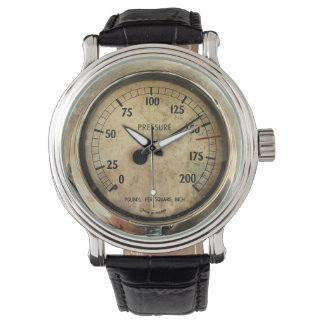 STEAM TRAINS WRISTWATCH
