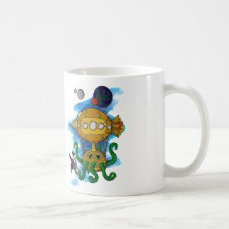 Steam Trek Basic White Mug