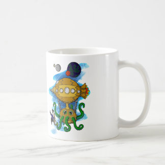 Steam Trek Coffee Mug