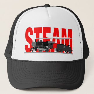 Steam Trucker Hat