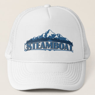 Steamboat Blue Mountain Hat