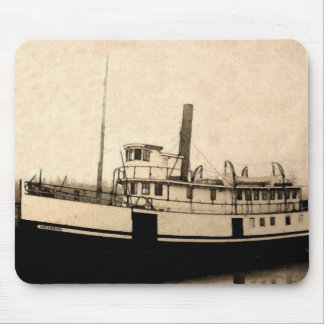 Steamboat Islander Mouse Pad